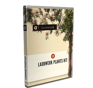 Laubwerk Plants Kit