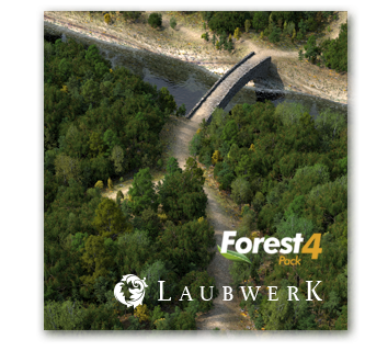 Laubwerk Plants Kits meet iToo Forest Pack 4