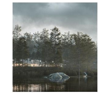 The New Laketure - by Ronen Bekerman