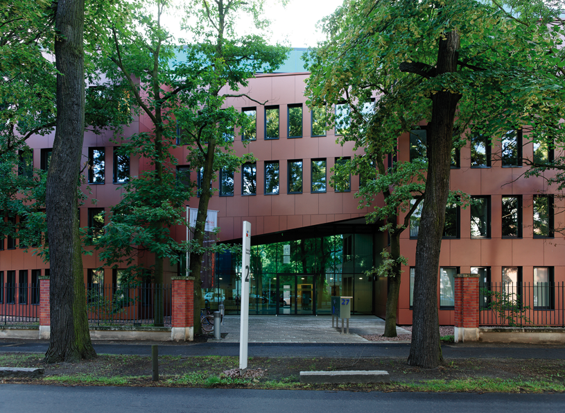 Guido-Seeber-Haus Babelsberg