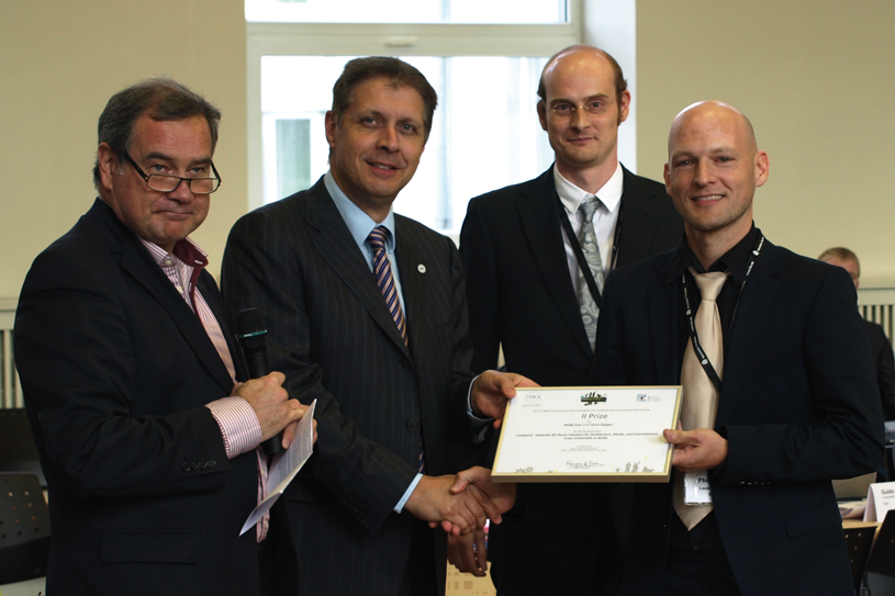 UNICA 2011 Prize Laubwerk