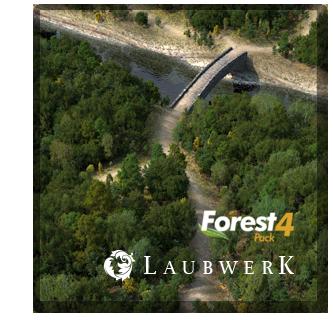 Laubwerk Plants Kits meet iToo Forest Pack 4